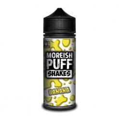 Moreish Puff Shakes Banana