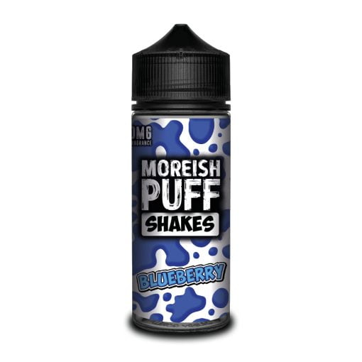 Moreish Puff ShakesBlueberry