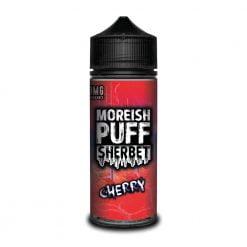 Moreish Puff Sherbet - Cherry