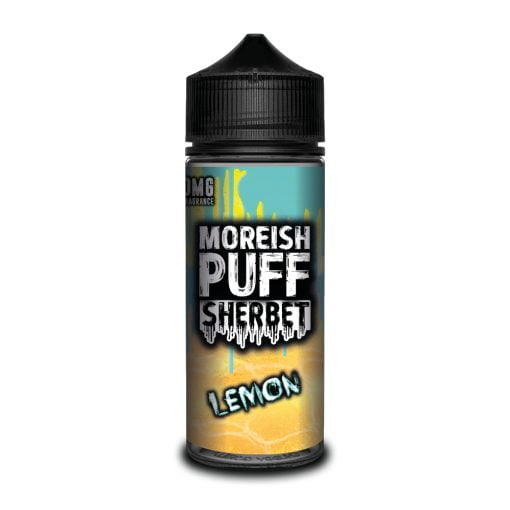 Moreish Puff Sherbet - Lemon
