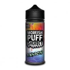 Moreish Puff Sherbet - Rainbow
