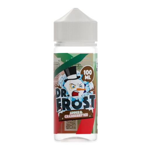 Dr Frost - Apple & Cranberry Ice