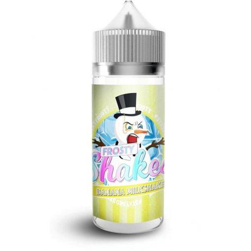 Frosty Shakes - Banana Milkshake