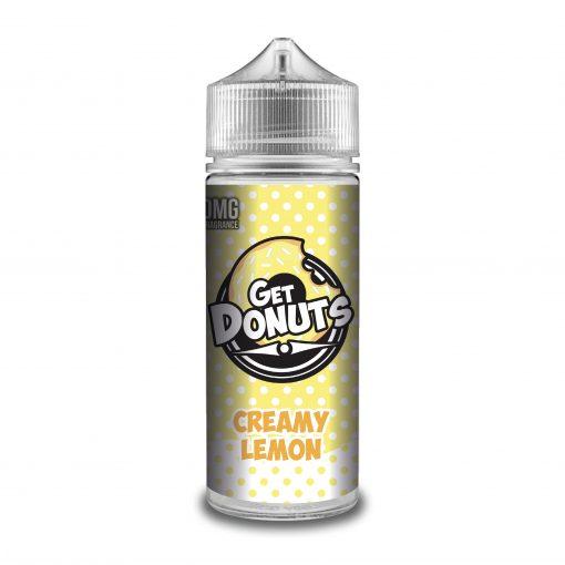 Get Donuts Creamy Lemon