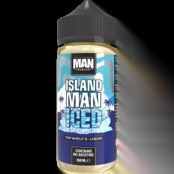 One Hit Wonder Island Man Iced