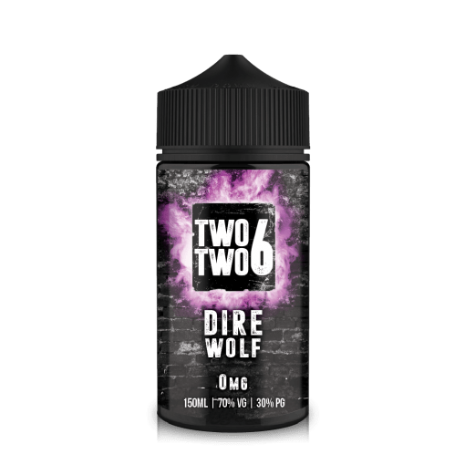 Two Two 6 Dire Wolf