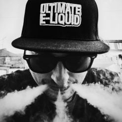 Ultimate E Liquid Snapback @chris_loves_vaping