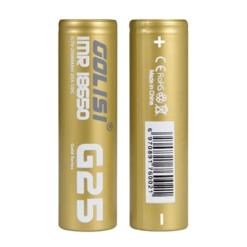 Golisi G25 20A 2500mah Battery