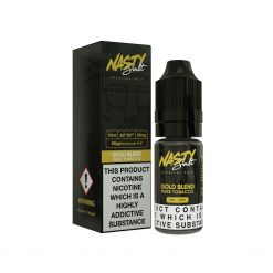 Nasty - Gold Blend - 10ml