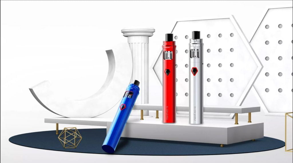 Nord AIO 19 and 22 Kit - Smok Nord AIO 19 and 22 Kit - Promo picture - Smok