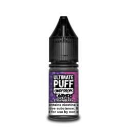 Ultimate Puff Candy 50-50 Grape & Strawberry 10ml