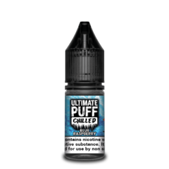 Ultimate Puff Chilled 50-50 Blue Raspberry 10ml
