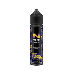 Vape Nexus Blackcurrant Mango 50ml Shortfill