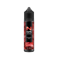 Vape Nexus Cranberry Juice 50ml Shortfill