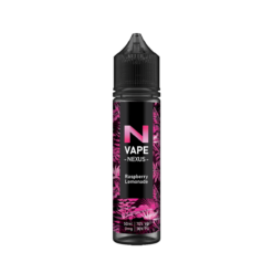 Vape Nexus Raspberry Lemonade 50ml Shortfill