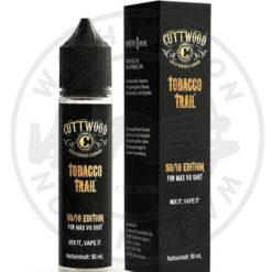 tobacco trail 50ml - cuttwood