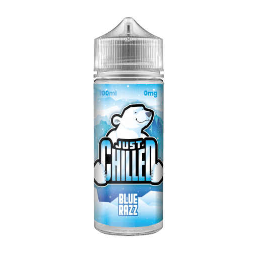 Just Chilled - BLUE RAZZ - 100ml