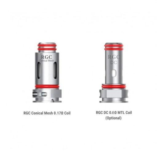 Smok RPM80 RGC Coil 2 variants