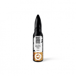 Ultra peach tea - riot squad black edition 50ml