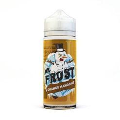 Orange and Mango ice - Dr Frost