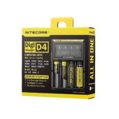 nitecore d4 charger