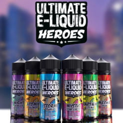 Ultimate E-Liquid Heroes